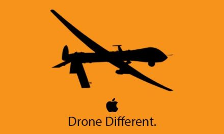 Apple Doesn't Think You're Mature Enough to Know Truth About U.S. Drone Strikes
