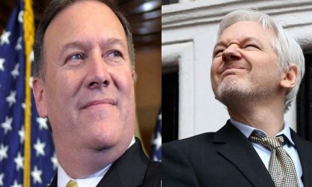 WikiLeaks' Julian Assange Gave An Epic Response To CIA Director Mike Pompeo