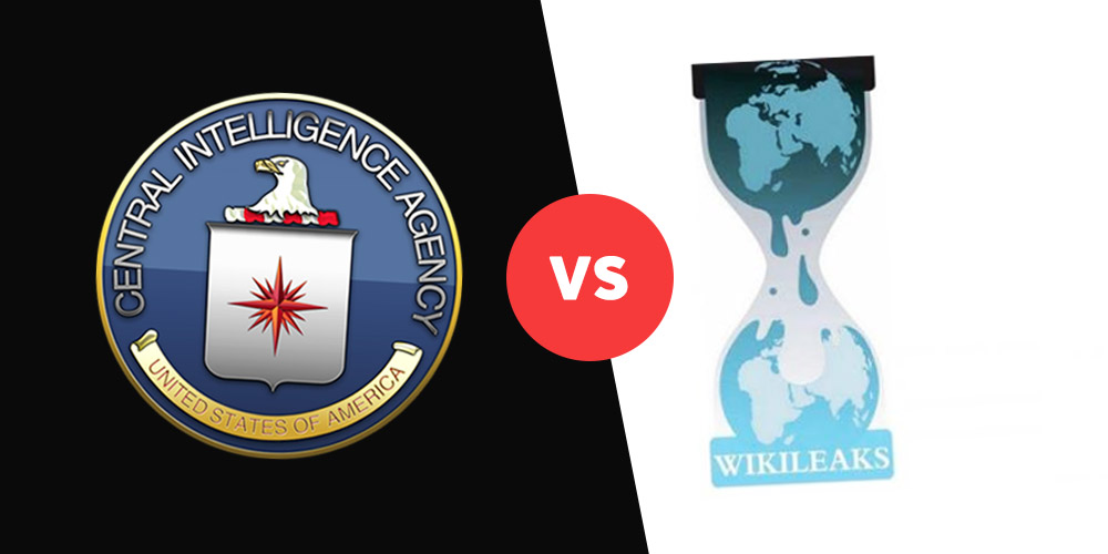CIA Hunting For Whistleblower Who Leaked Vault7 Documents To Wikileaks