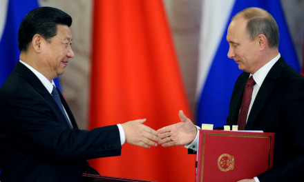Moscow And Beijing Join Forces To Bypass U.S. Dollar As World Reserve Currency