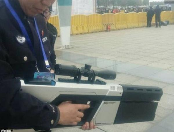 China Unveils New Drone-Killing Weapons