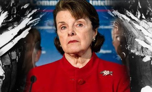 "Senator Feinstein Endorses War in Syria: Assad ""Should Be Ousted From Office"""