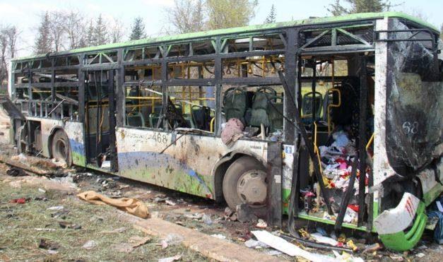 Foua And Kafraya: Two Syrian Towns Massacred By U.S.-Backed Terrorists