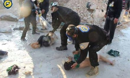 'Gas Attack' In Syrian Province Of Idlib Kills At Least 100 People