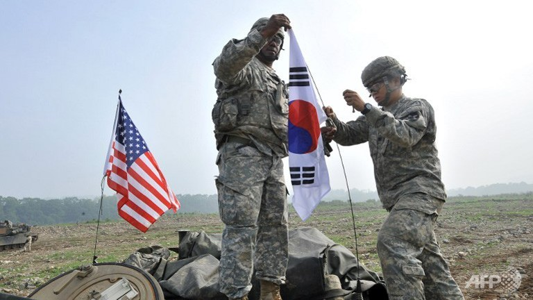 U.S. Warns Time Of 'Strategic Patience' For North Korea Is Over, Conducts Joint Military Drills in South Korea