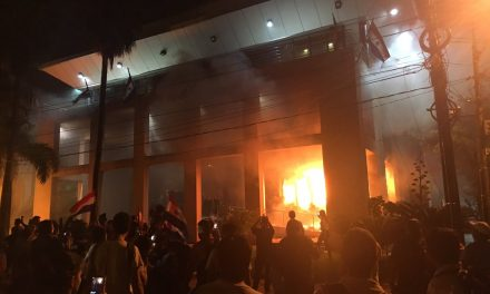 Paraugay On Fire: Protesters Set Congress Ablaze Following Presidential Coup