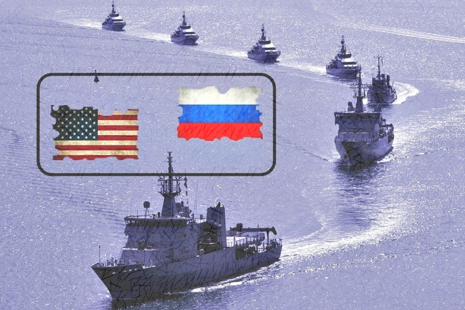 Russia: Warship Steaming Towards U.S Destroyers In Response To Syrian Strike?