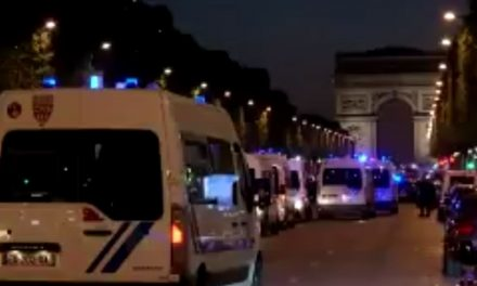 BREAKING: Police Officers Shot in Paris, Shooter Reported Dead