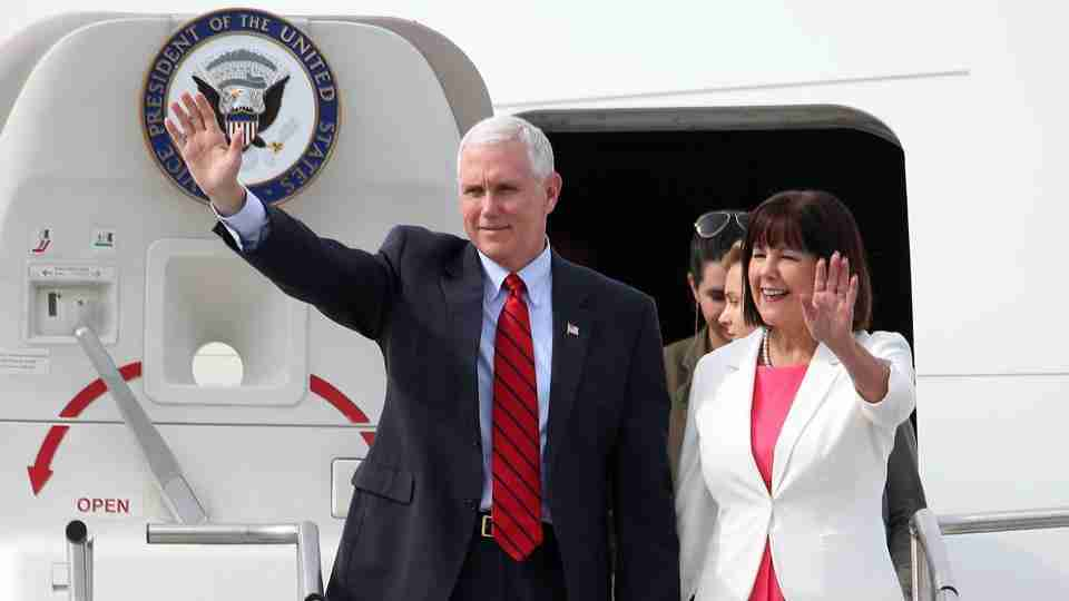 "Vice President Pence: ""North Korea's Provocation A Reminder Of Risk"""