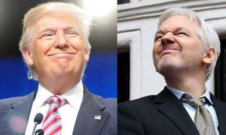 REPORT: U.S. Preparing Charges To Arrest Julian Assange