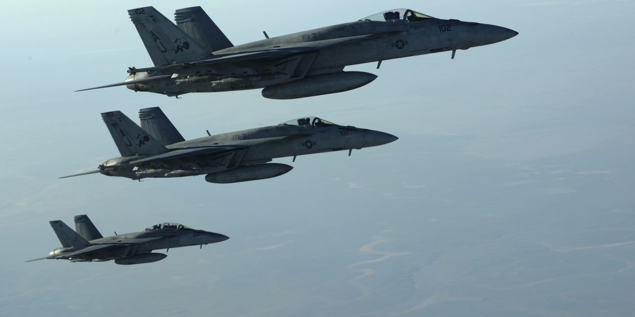 BREAKING: U.S. Airstrikes on Syria Imminent