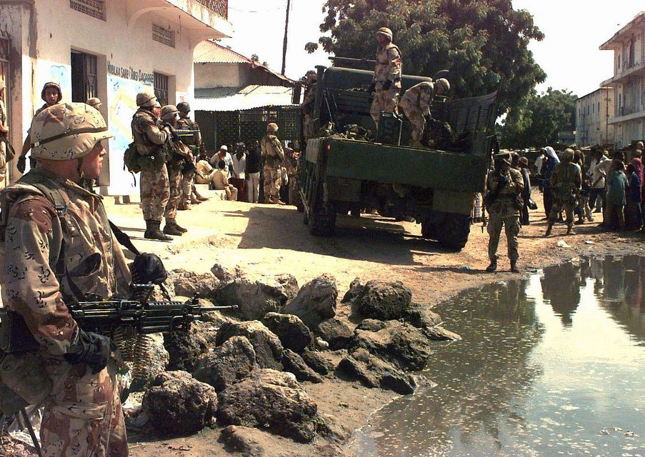 For The First Time In 24 Years, The U.S. Is Now Sending Troops To Somalia