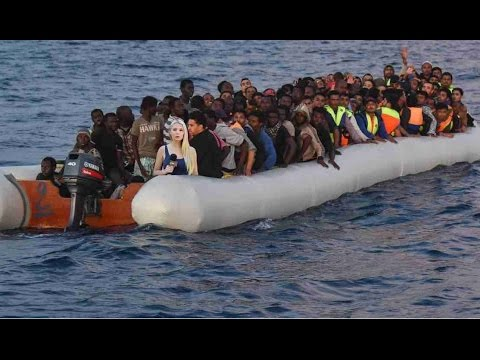VIDEO: LAUREN SOUTHERN ON STOPPING MIGRANT TRANSPORT SHIPS AND GETTING DETAINED