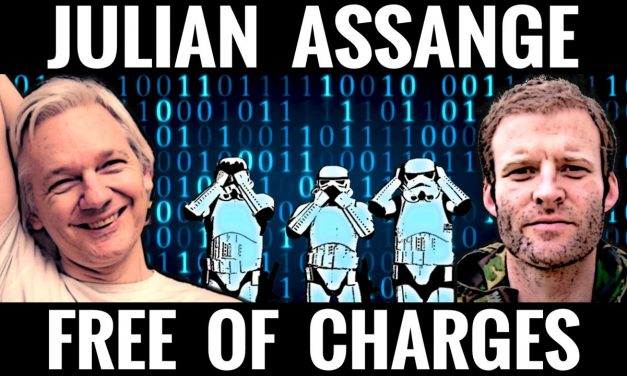 VIDEO: JULIAN ASSANGE FREE OF CHARGES, BUT WHAT'S NEXT?