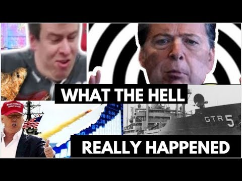 VIDEO: Trump Attacks Iran, MSM Goes After Philip Defranco – What the Hell Really Happened