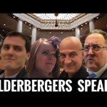 VIDEO: Bilderberg Group Members ACTUALLY SPEAK On The Record !!!