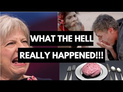 Video: CNN Religious Guy & Theresa May GO CRAZY!