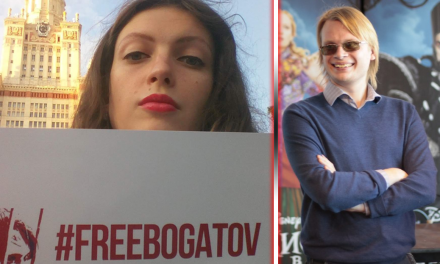 #FreeBogatov: Russian Man Jailed For Sharing A Kanye West Video