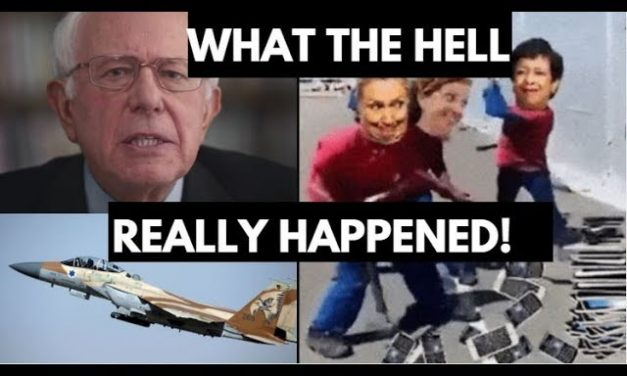 VIDEO: Insane Global Conflicts, Unknown Projectiles, Shadow Funding, and Bernie Sanders