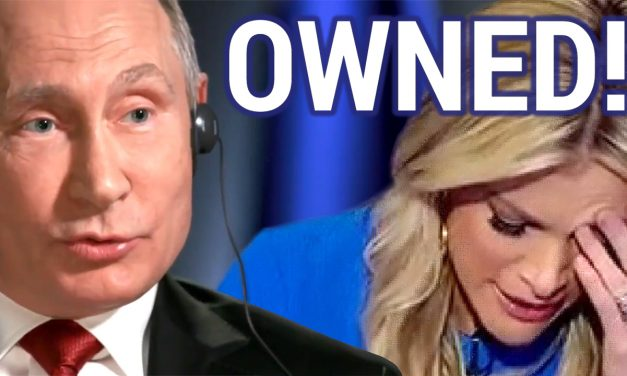 VIDEO: Putin Owns Megyn Kelly