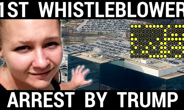 VIDEO:  FULL STORY: Reality Winner 1st NSA Leaker Arrested By Trump