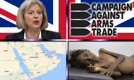 Imagine Our Shock! High Court Rules UK Government Arms Sales To Saudi Arabia Lawful