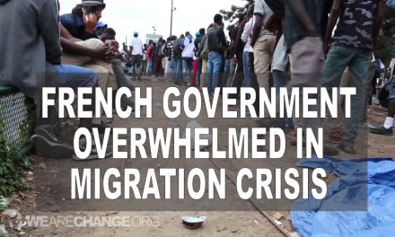 French Government Overwhelmed In Migration Crisis