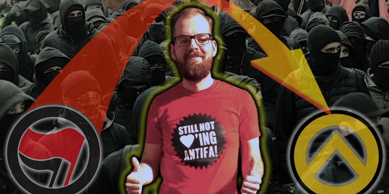 "Video: ""I Abandoned Antifa For The Identitarian Movement"""