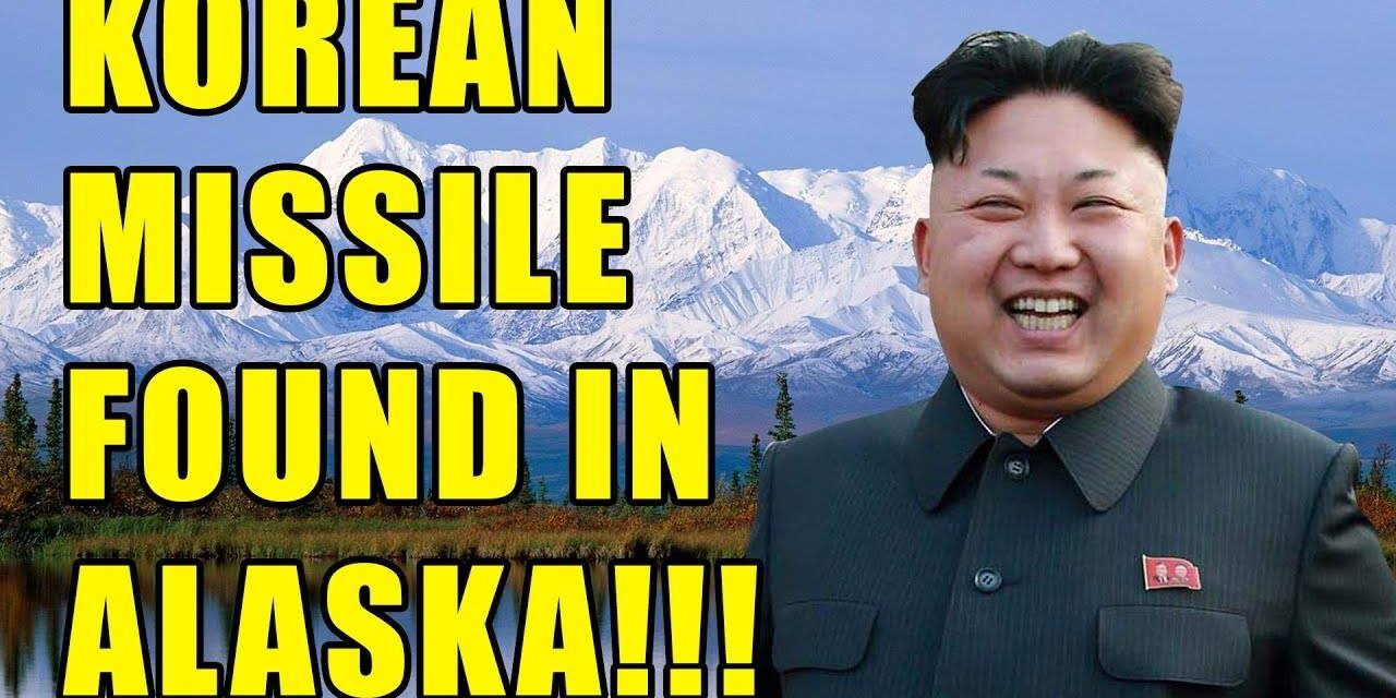Video: Korean Missile Found In Alaska