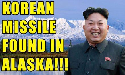 Video: Korean Missile Found In Alaska