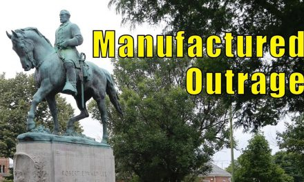 Manufactured Outrage and Charlottesville