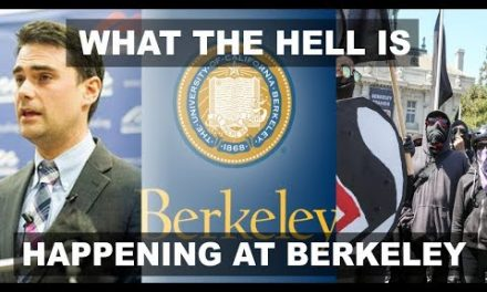 What The Hell Is Happening In Berkeley RIGHT NOW