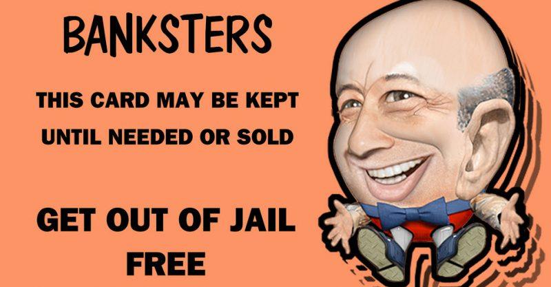 Bankster Monopoly