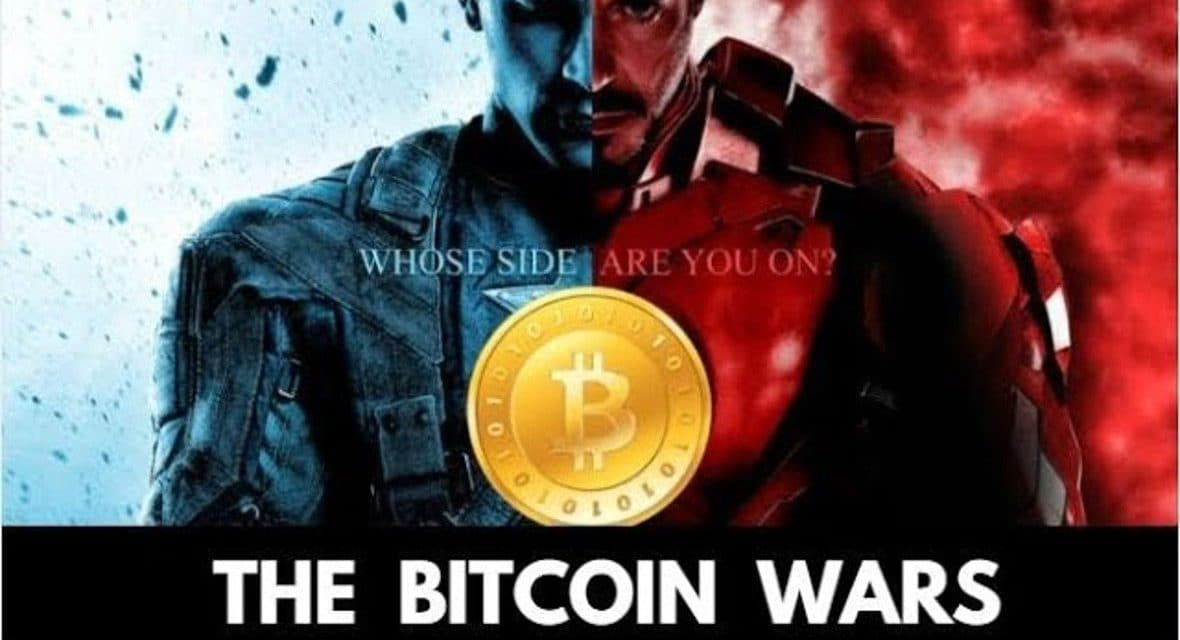 The Battle And Future Of Bitcoin In Jeopardy