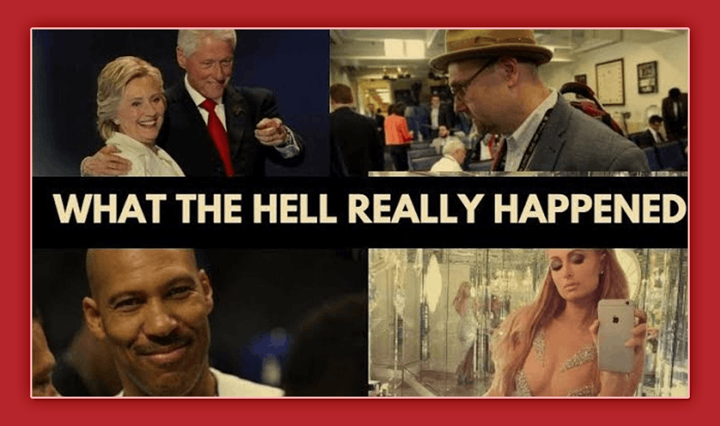 Paris Hilton's Brand New Invention and LaVar Ball vs Donald Trump