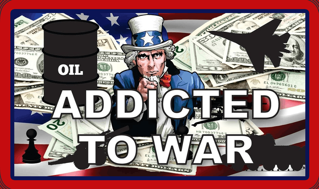 Dennis Kucinich – America's Addiction To War