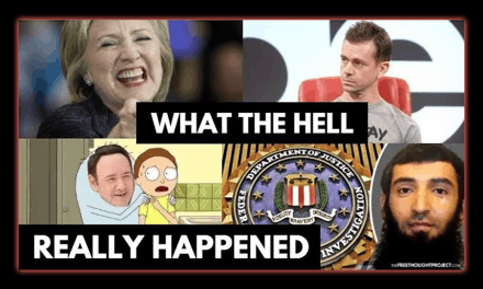 Clinton Exposed And Kevin Spacey On The Run