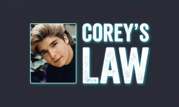 Corey's Law: Unblocking Justice