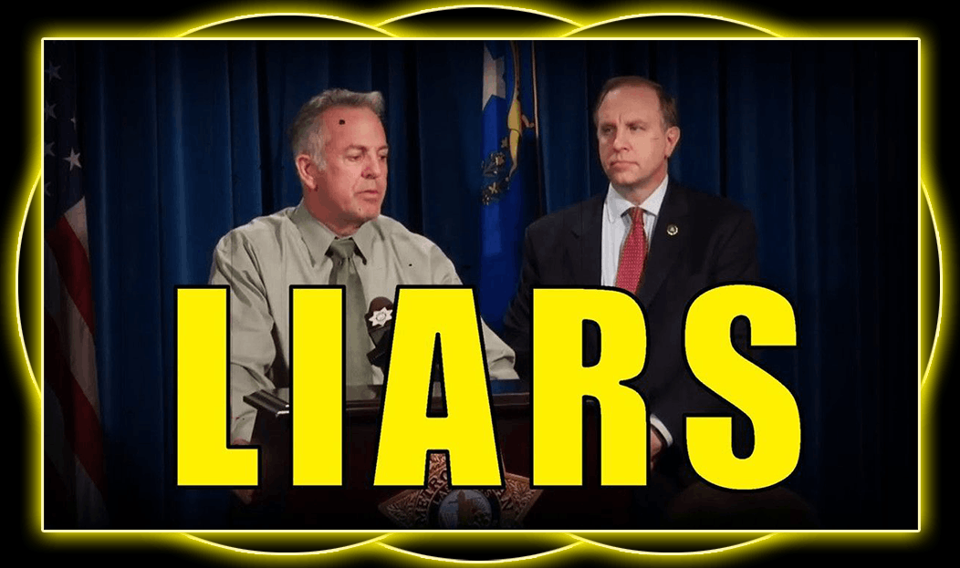 Video: The FBI and Las Vegas Police are LYING!