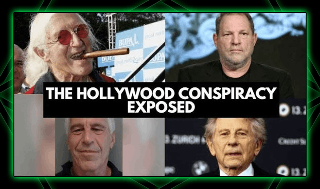 Uncovering The Ongoing Hollywood Conspiracy