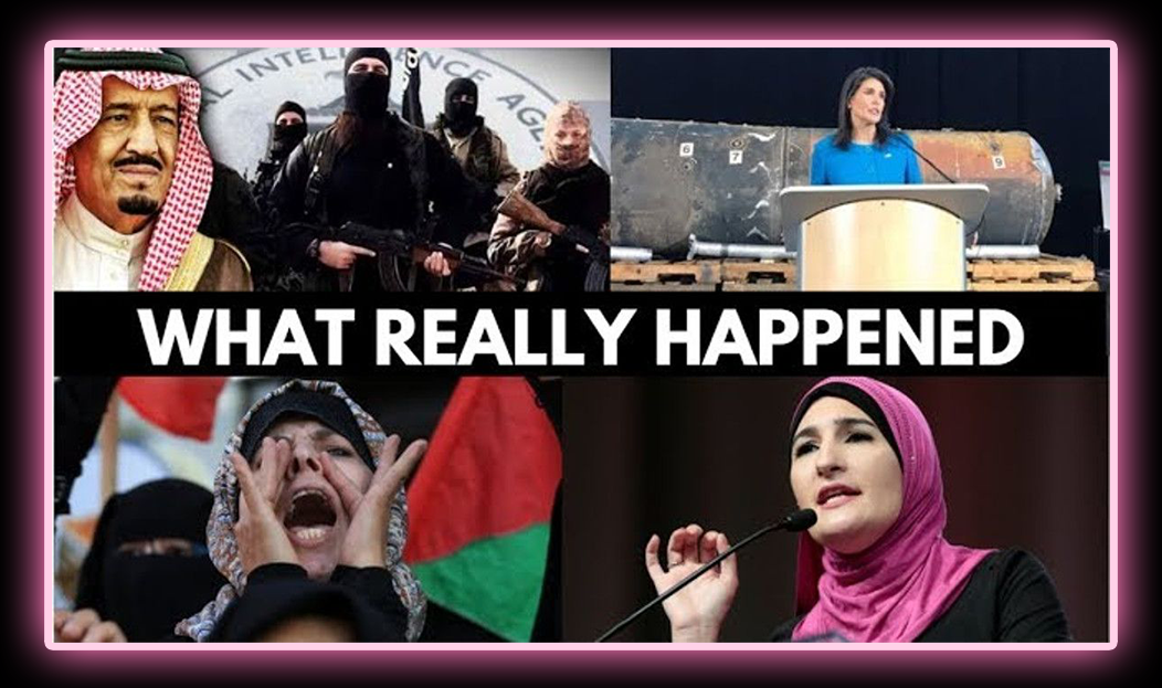 Trumps New Grand Strategy Broken Down, Linda Sarsour In Trouble!