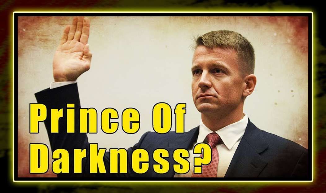 Testimony from the Prince of Darkness
