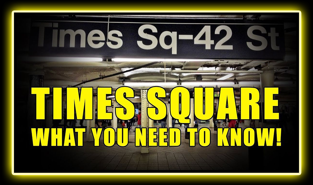 The Times Square Bombing, WHAT YOU NEED TO KNOW!