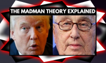 Henry Kissinger Orders Madman Theory For Donald Trump