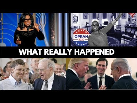 Why Oprah 2020 Should Scare You, Crazy Henry Kissinger Comments