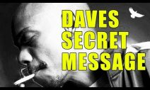 Dave's Secret Message To The World