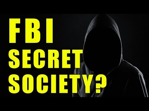 A Secret Society In The FBI?