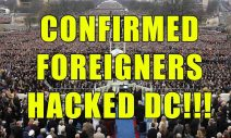 CONFIRMED!!! FOREIGNERS HACKED DC!