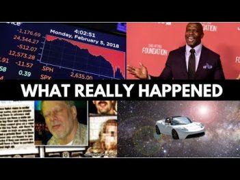 Historic Market Crash As Trump Seeks Out Treason!