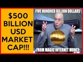The $500 Billion Dollar Crypto Question